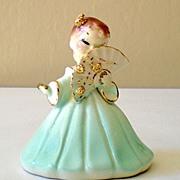 "Vintage Josef Originals Figurine ""Secret Pal"""