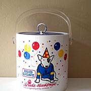 1987 Bud Light Advertising Ice Cooler Spuds MacKenzie