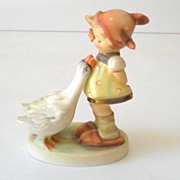 "Hummel Figurine ""GOOSE GIRL"" No. 47/3"
