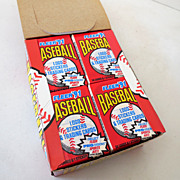 Full Box 1991 Fleer Baseball Cards 36 Packs