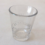 Medicine Dosage Renovator Glass Pharmacy