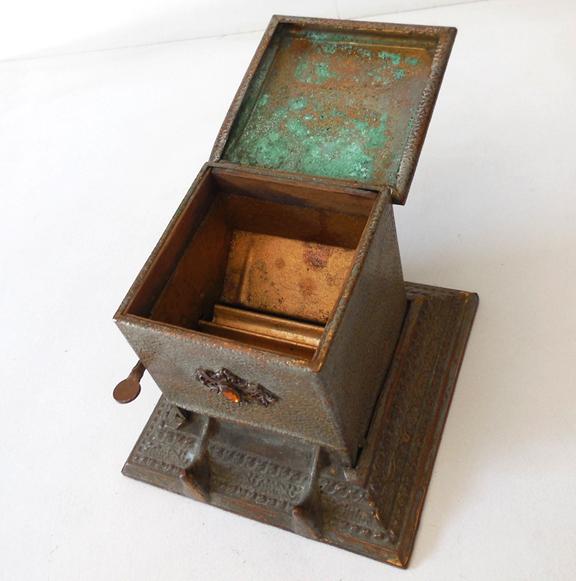 Old Fashioned Cigarette Dispenser