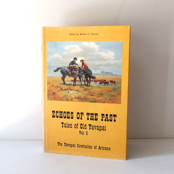 HB Book Tales of Yavapai County Arizona Vol 2