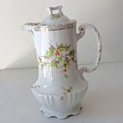 Lovely Porcelain Chocolate Pot Germany