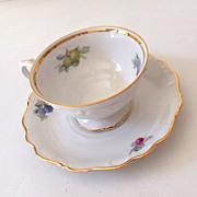Schumann Arzberg Bavaria Germany Tea Cup & Saucer