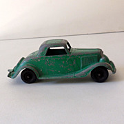 Hubley Die Cast Metal 1934 Ford Coupe Toy Car