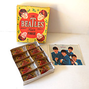 Vintage 1960s Beatles Hair Pomade in Original Box