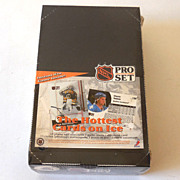 1991 Proset Pro Set Sealed Box Hockey Cards