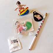 Group of (5) Big Boy Restaurant Collectibles