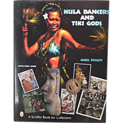 "Hard Back Collectors Book ""Hula Dancers and Tiki Gods"""