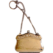 Lovely Victorian Chatelaine Coin Purse
