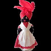 Vintage Black Americana Mammy Bell