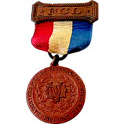 1860s Civil War Medal Daughters of Union Veterans FCL