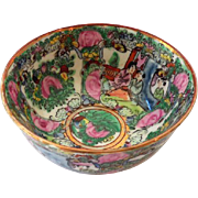 Lovely Vintage Japanese Ware Porcelain Bowl Highly Detailed