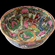 Lovely Vintage Japanese Ware Porcelain Bowl Highly Detailed