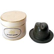 Miniature Stetson Hat In Gift Box
