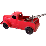 1947 Mack L-Line Tow Truck Wrecker With Boom