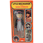 "1980 ""Little Miss Marker"" Doll Mint In the Original Box Ideal"