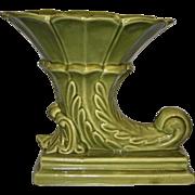 Camark Pottery Cornucopia # 820