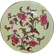 Antique Royal Worcester Hand Painted 1886 Botanic Plate