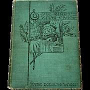 The Birds' Christmas Carol by Kate Douglas Wiggin 1900, w Illustrations, Limited Edition