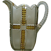 EAPG Large Klondike Pitcher