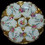Salviati and Co. Venezia Italian Oyster Plate--Rare