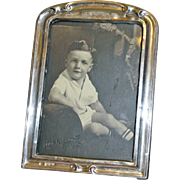 Vintage Sterling Picture Frame