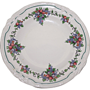 Wedgwood Butter Plate in California Pattern