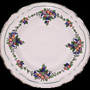 "Wedgwood Salad or Dessert Plate in California ""Earth"" Pattern, Etruria, England"