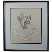Bruce Tinsley Drawing by Famous Cartoonist