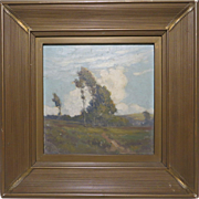 Maurice August Del Mue Painting, c. 1930