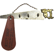 1900 Mini. Hand Saw Key Holder