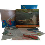 Victory in the Pacific war board game 1977