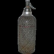 Sparklets  syphon seltzer bottle