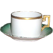 Thomas china cup and saucer