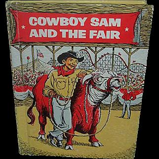 Cowboy Sam and the Fair book