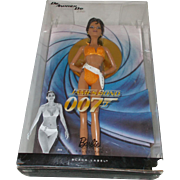 Die another day 007 Bond Halle Berry  doll
