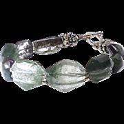 Faceted Lodalite Bracelet