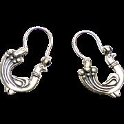 Very Rare Vintage Laurel Burch Drop Earrings