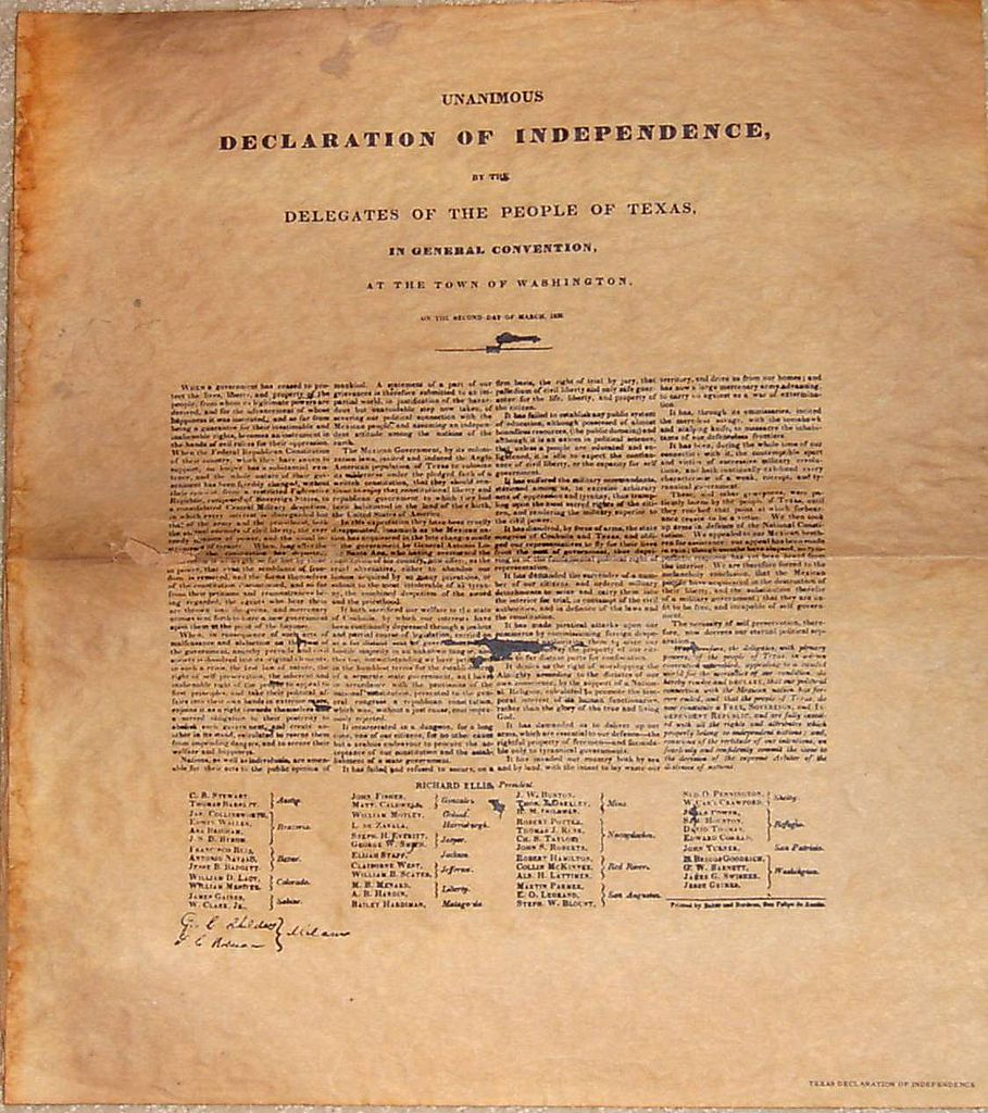 civil disobedience and declaration of independence 2017-1-31 executive orders and the call for civil  a return of the practice of civil disobedience  as he put pen to the declaration of independence.