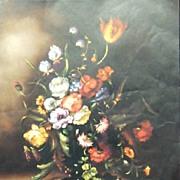 Fleurs Flamands (1600) Lithograph