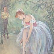 Ballet vintage prints  (4)
