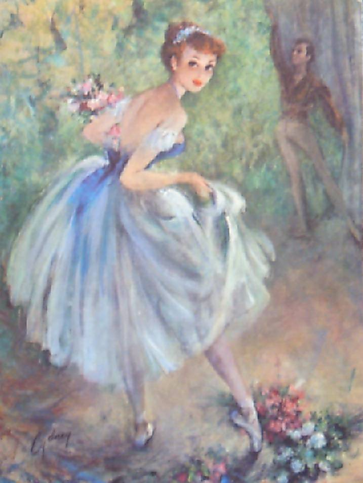 Ballet Prints by Cydney