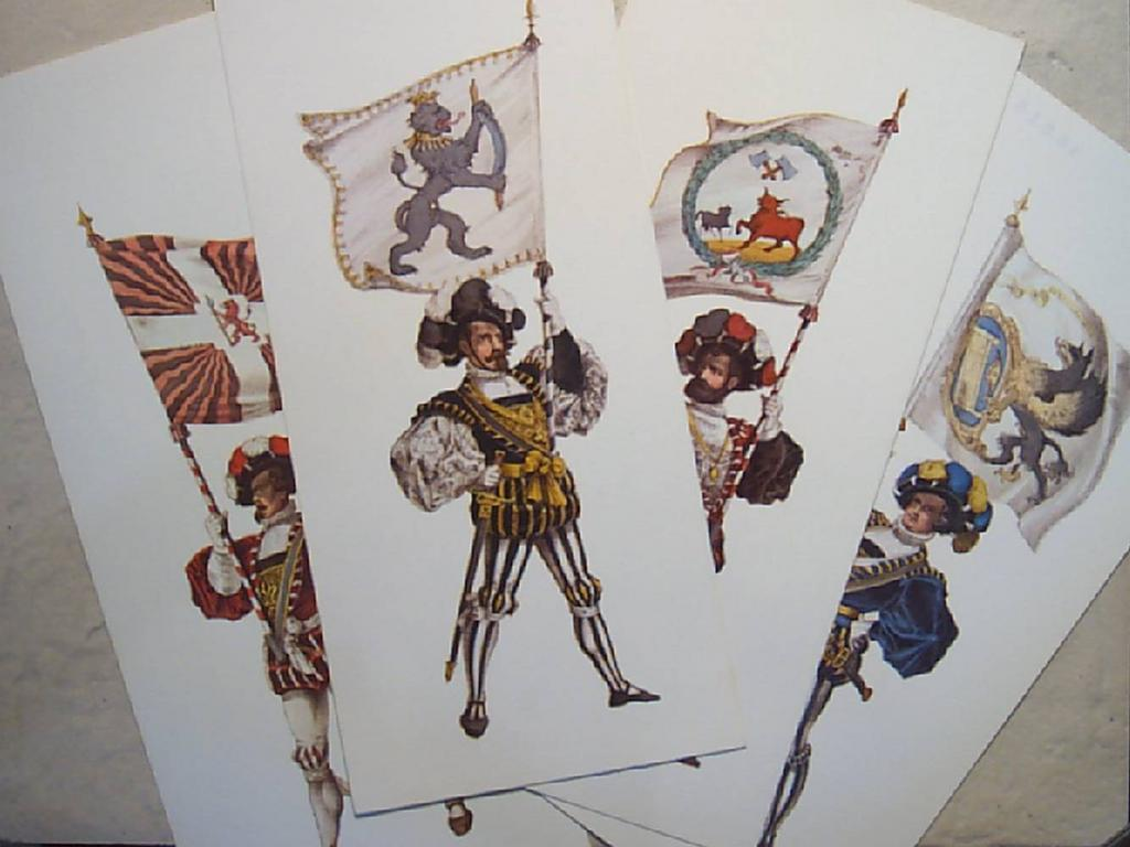 Vintage Soldier Prints