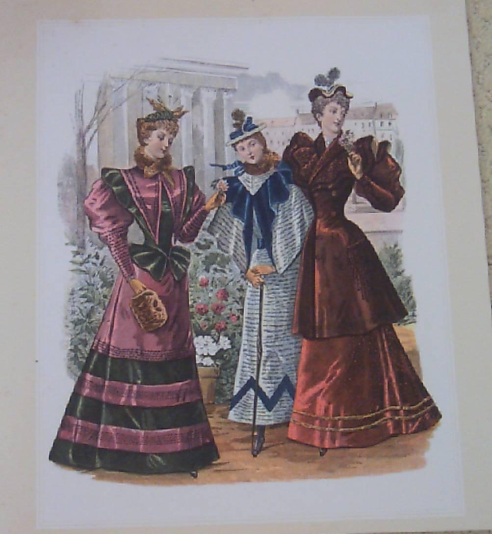 Art Gallery in the Park-Fashion Ladies La Mode