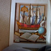 Charles Cerny Boat Model Artist