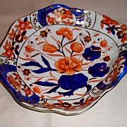 Porcelain Oriental Candy Dish