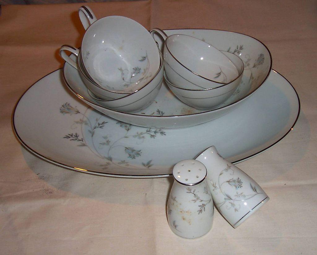 China-Noritake Dishes