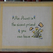 Cross Stitch Vintage